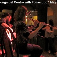 Live music milonga