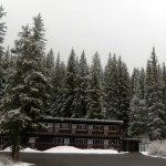 The Brighton Lodge and the Mountain Milonga guest parking